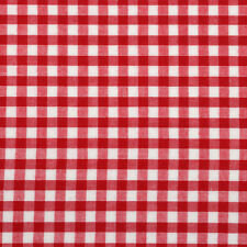 Gingham Plaid Fabric Felt  Sheets for School Hair Bows and Crafts 29cm x 20cm