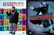 EVENING WITH KEVIN SMITH- (2) DVD SET + EVENING WITH KEVIN SMITH 2-  (2) DVD SET