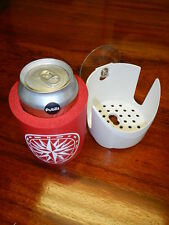 Boat Marine Drink Holder, Suction Cup with Coozie, 2 position