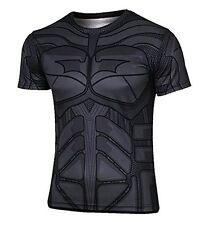 848 madhero MEN'S Marvel Comic Hero Avengers Cosplay Manica Corta T-Shirt Piccoli