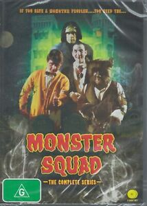 MONSTER SQUAD The Complete Series (2 x DVD Set) NEW & SEALED Free Post