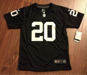 Darren McFadden Las Vegas Raiders Nike Game Jersey Youth Large New With Tags