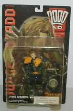 2000 AD Judge Dredd Judge Anderson Action Figure Series 1 New