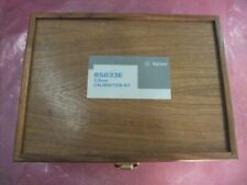 Agilent 85033e Option 100 35mm Calibration Kit