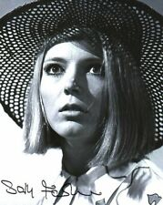 Doctor Who Autograph: SALLY FAULKNER (The Invasion) Signed Photo