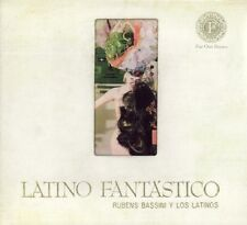 Latino Fantastico / Rubens BASSINI / (1 CD) / NEUF