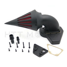 Motorcycle Spike Air Cleaner filter for 2002-2009 Honda VTX 1800 R S C N F BLACK
