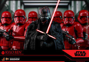 Hot Toys Star Wars Kylo Ren Rise of Skywalker 1/6 Sixth Scale Figure