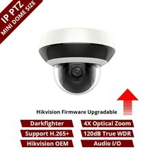DS-2DE2A404IW-DE3 4MP DarkFighter 4X Optical Zoom H.265+ TRUE WDR MINI IP PTZ-US