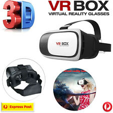 Virtual Reality 3D Headset VR BOX 2.0 Glasses for Samsung HTC LG iPhone Huawei