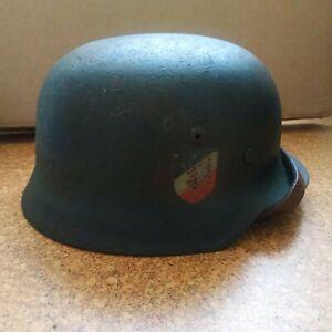 Helm,Stahlhelm,M43,Wehrmacht,WH ,Adler