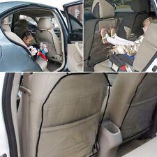 Autositz Rückenlehne Schutzbezug Kissen Anti-Schlamm-Kinderfußpolster Baby Tritt