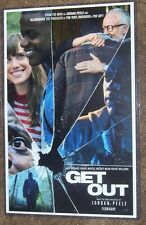 Get Out Jordan Peele 11X17 Original Movie Poster