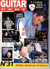 "GUITAR PART #31 ""Korn,Alice In Chains,Everclear,Black Sabbath,T.Bonham"" (REVUE)"