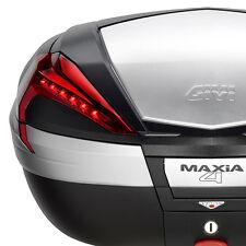 LUCES LED kit para E160 TOPCASE GIVI V56 MAXIA 4LED ROJO