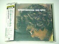 Randy Newman - Sail Away Japan CD w/Obi 20P2-2103