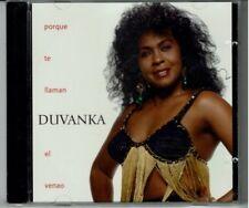 Duvanka Por Que  te Llaman el Venao     BRAND  NEW SEALED  CD