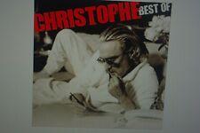 CD CHRISTOPHE ** BEST OF ** NEUF SOUS BLISTER