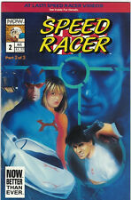 Speed Racer Comic Book Volume 2 #2, NOW Comics 1992, VFN/NM