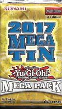 YuGiOh 2017 Mega Tin - Mega Pack - Booster Pack - 1st