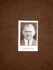 Deputato Italia nel 1924 Onorevole Boriello Biagio e Cerri Augusto