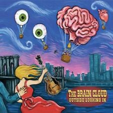 Brain Cloud - Outside Looking in [New CD]