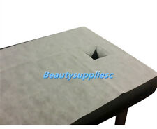 Disposable Non Woven Bed Sheet with Hole 10 pcs