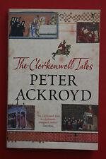 THE CLERKENWELL TALES by Peter Ackroyd (Paperback, 2004)