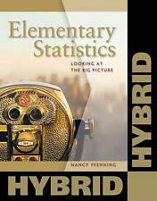 Hybrid Elementary Statistics:Looking at the Big Picture+ Aplia by Nancy...