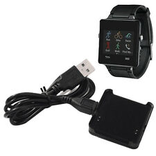 Cradle Charger Charging Dock For Garmin Vivoactive Smart Watch with USB Cable WZ