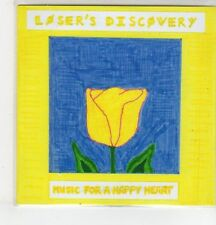 (ER989) Loser's Discovery, Music For A Happy Heart - DJ CD