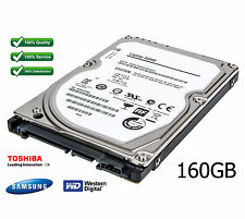 "160GB 5400RPM / 8M Cache 2.5"" SATA Laptop Hard Disk Drive Upgrade - Read Ad"