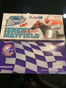 JEREMY MAYFIELD #12 MOBIL1/KENTUCKY DERBY 1/24 ACTION 1999 NASCAR DIECAST