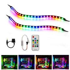 Led Strip Lights Kit RGB Gaming Addressable  ARGB for Mid Tower PC Case Gamer