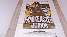 FRANKENSTEIN JUNIOR   !  mel brooks affiche cinema