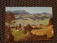 Alpstein, Switzerland - Vintage Postcard