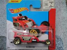 Hot Wheels 2014 #167/250 modifié EGO rouge HW COURSE Lot G