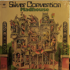 Silver Convention - Mad House (Columbia 90407) (Michael Kanarek FC art) Canada