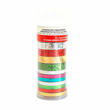 Foil Washi Tapes by ArtMinds® CHRISTMAS 🎅527103 NEW