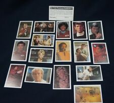 Star Trek Paramount Roddenberry Promo Complete 16 Card Set #2111