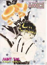 Poster SAINT TAIL - Lisa e Seya, un solo cuore per lo stesso segreto - B