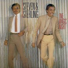 Steven & Sterling - One Magic Night [New CD] Holland - Import
