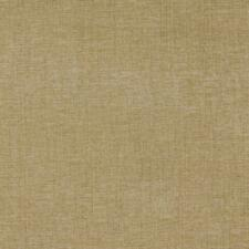 Plush Chenille Upholstery Fabric Beige Brown / Custard