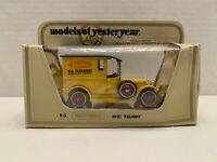 Matchbox Models of Yesteryear Y-5 1927 Talbot New-In-Box