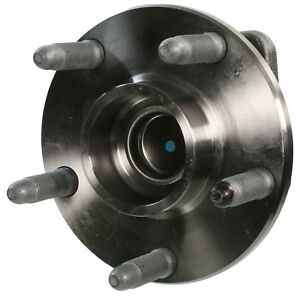 For Chevy Caprice Pontiac G8 Front Wheel Bearing and Hub Assembly MOOG 513280