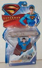 Figurine - Superman Returns Wall Busting (Mattel)