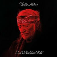 WILLIE NELSON - GOD'S PROBLEM CHILD   VINYL LP NEU