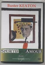NEUF DVD SPORTIF PAR AMOUR SOUS BLISTER BUSTER KEATON  ANNE CORNWALL 1927