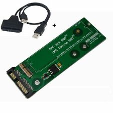 SSD to SATA adapter for 7+17 / 8+18 Pin 2012 MacBook Pro Retina , USB CABLE
