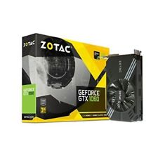 ZOTAC GeForce GTX 1060 Mini (6GB) Graphics Card PCI-E (3 x DisplayPort) HDMI DVI